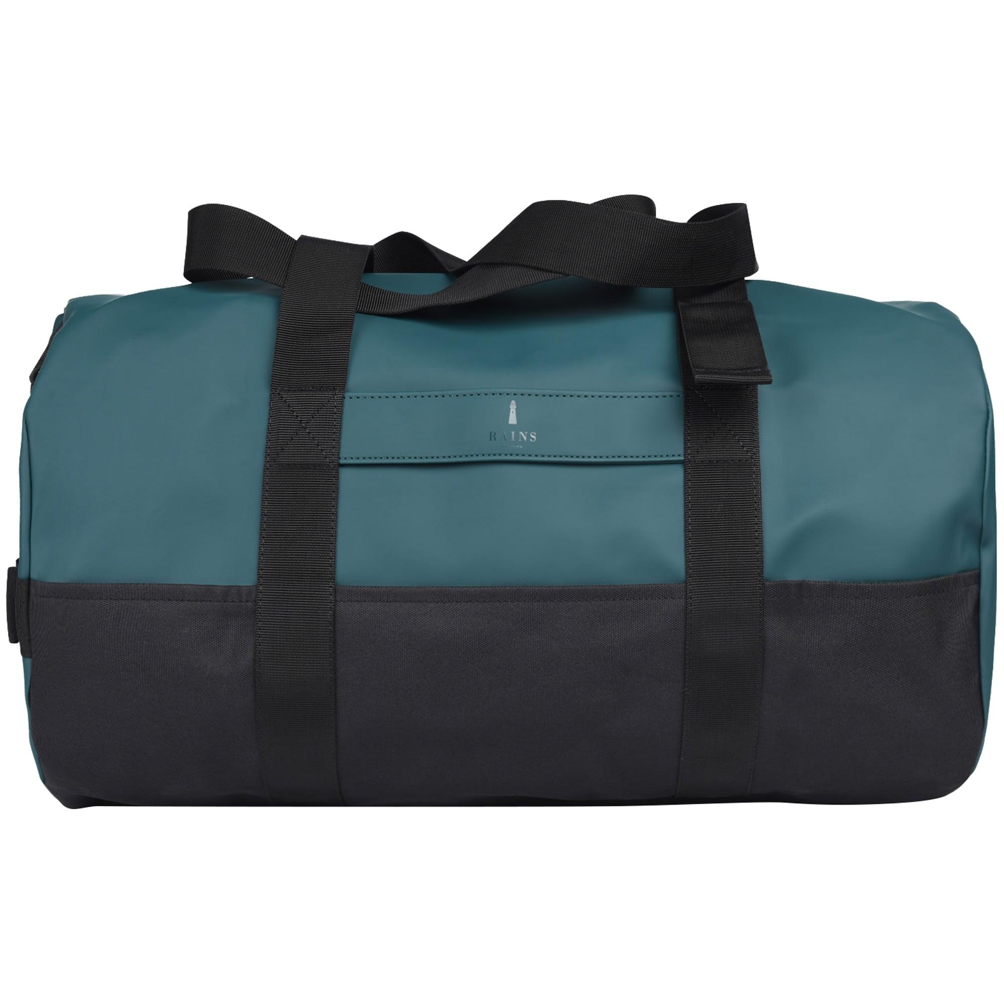 Dark Teal Duffel Bag