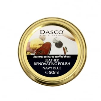 Dasco Leather Renovating Polish Navy 3235