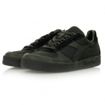 Diadora Borg Elite MM SW Black Shoes 80013