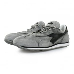 Diadora Equipe S SW Grey Black Shoes 201156552