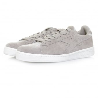 Diadora Game Low S Grey Shoe 501171832
