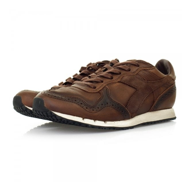 "DIADORA HERITAGE TRIDENT ""Brogue"" Mens Training Shoes Size"