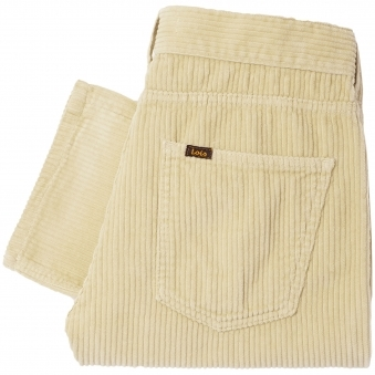 Ecru New Dallas Jumbo Cord Trousers