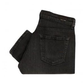 Edwim E-Standard Modern Black Denim Jeans I021611