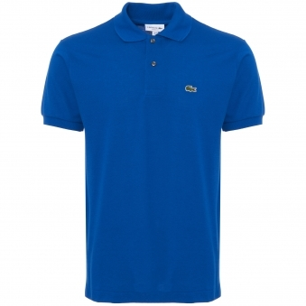 Electrique L.12.12 Short Sleeved Polo Shirt