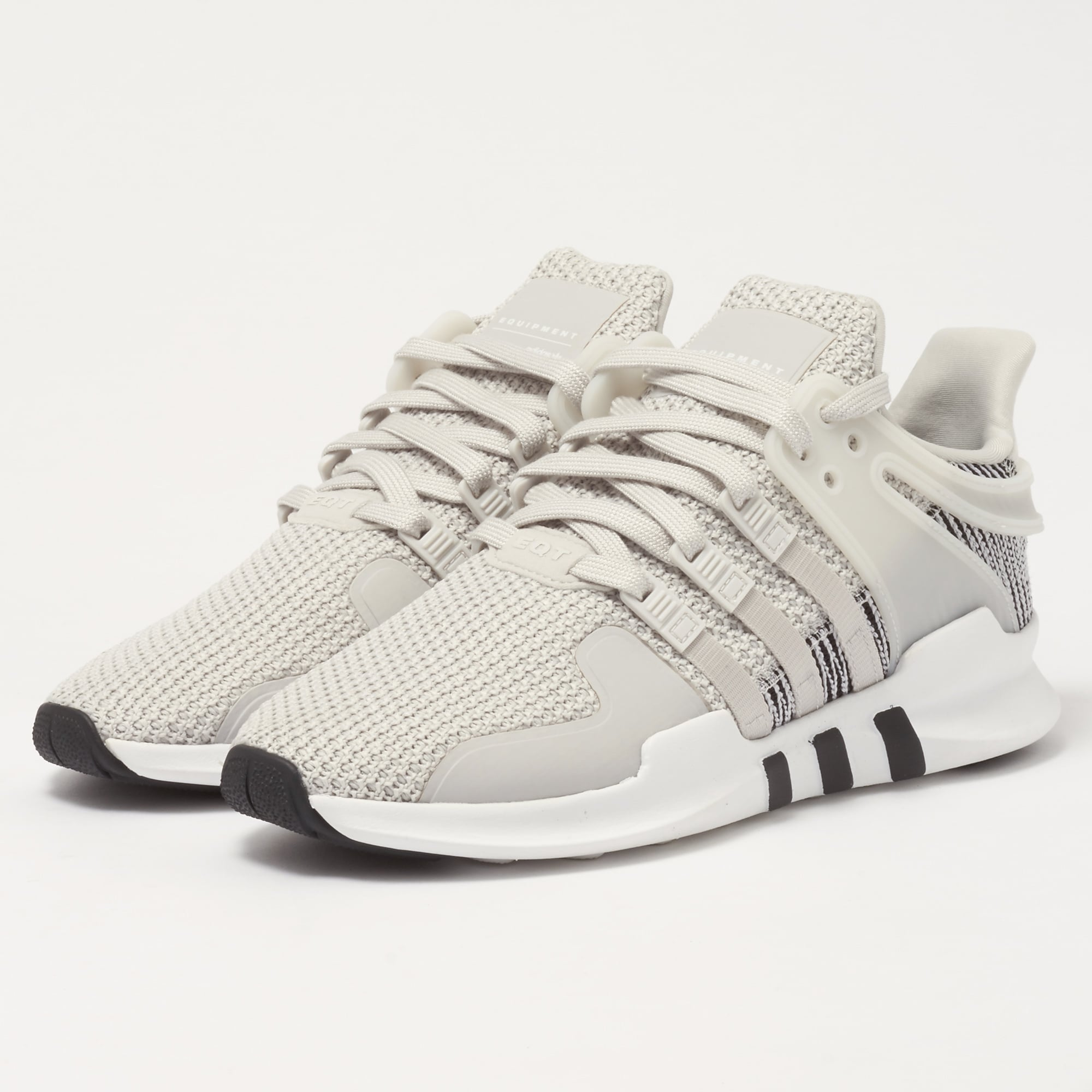 eqt support adv shoes grey