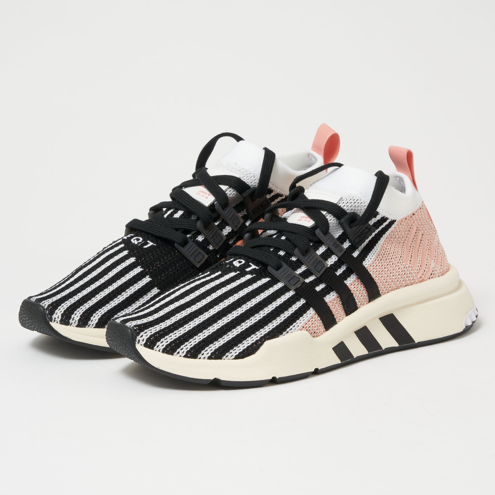 online retailer 4ebf5 3c87b Adidas EQT SUP MID ADVPrime kit WhitePink