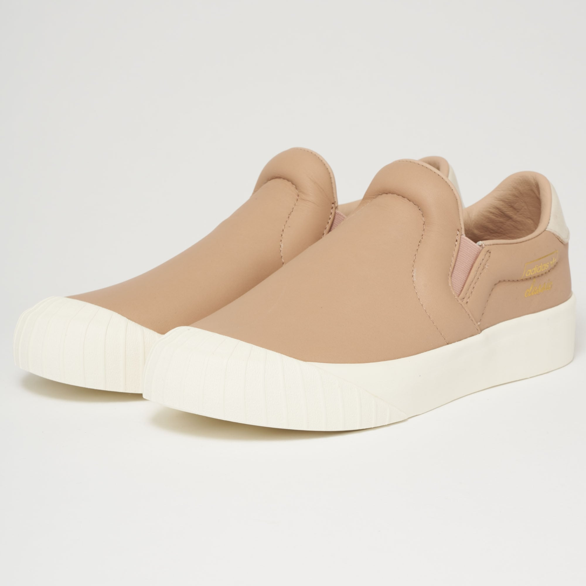 new product ee62e 0bf84 Everyn Slip-On Trainer - Ash Pearl