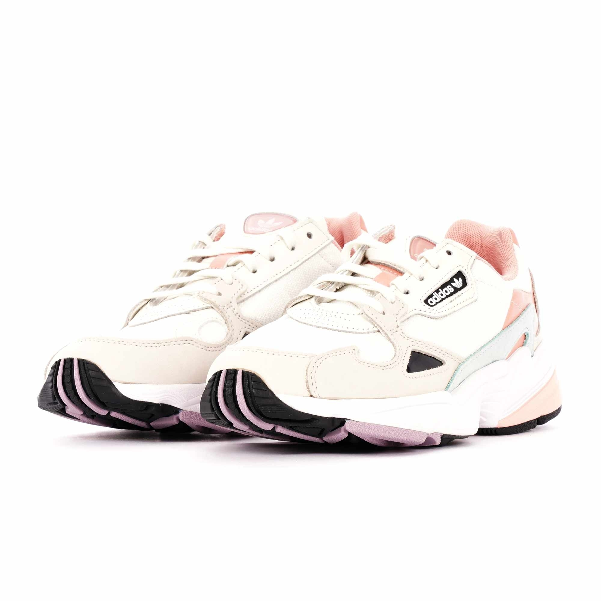 Falcon - White Tint, Raw White & Trace Pink