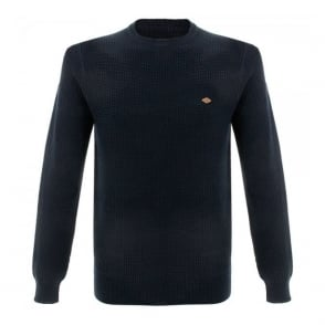 Farah 1920 Anton Dark Navy Sweater F9GS5008