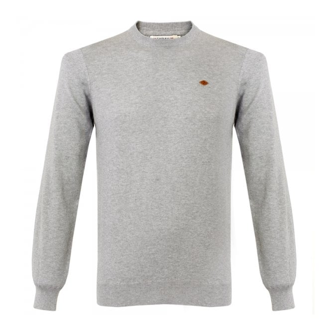 Farah Vintage Farah Wiltshire Rain Heather Jumper F9GS5041