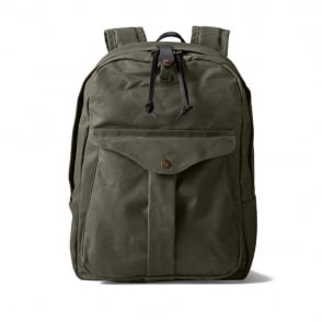 Filson Journeyman Otter Green Backpack 7035634