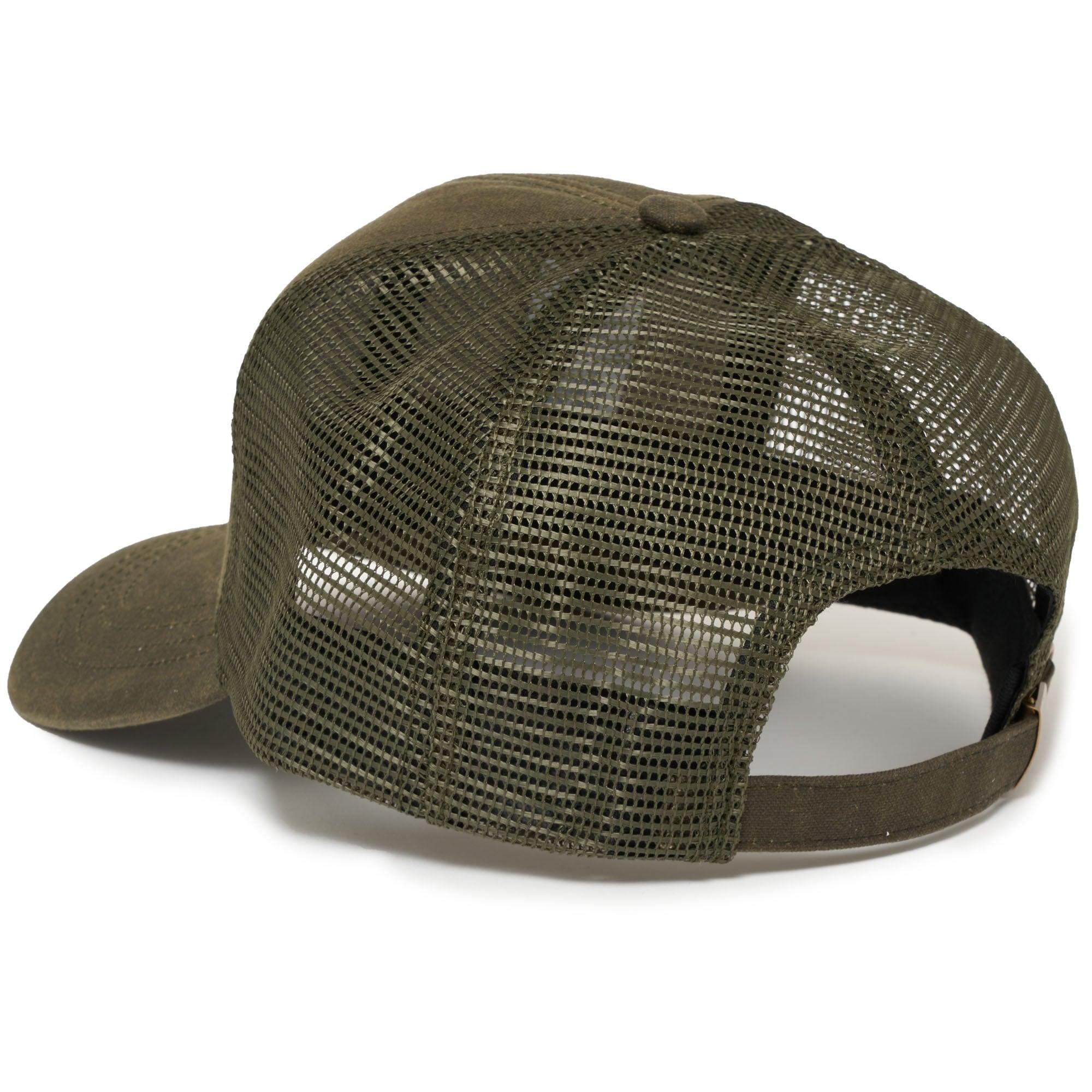d9cfa42b24c Filson Otter Green Logger Mesh Cap