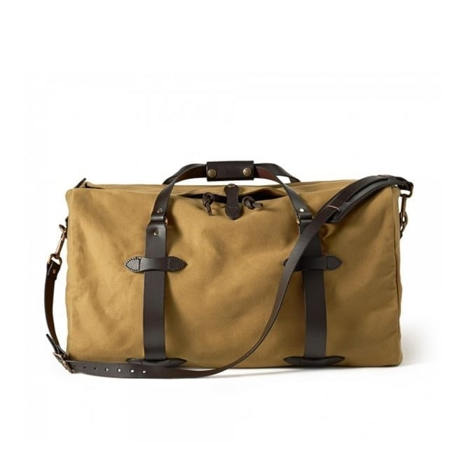 Filson Filson Tan Small Duffle Bag 1170220