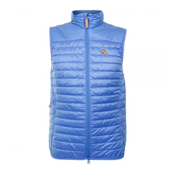 Fjallraven Abisko Uncle Blue Padded Vest 83775 525