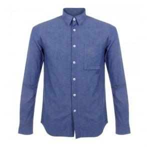 Folk Detach Denim Weave Shirt F2564