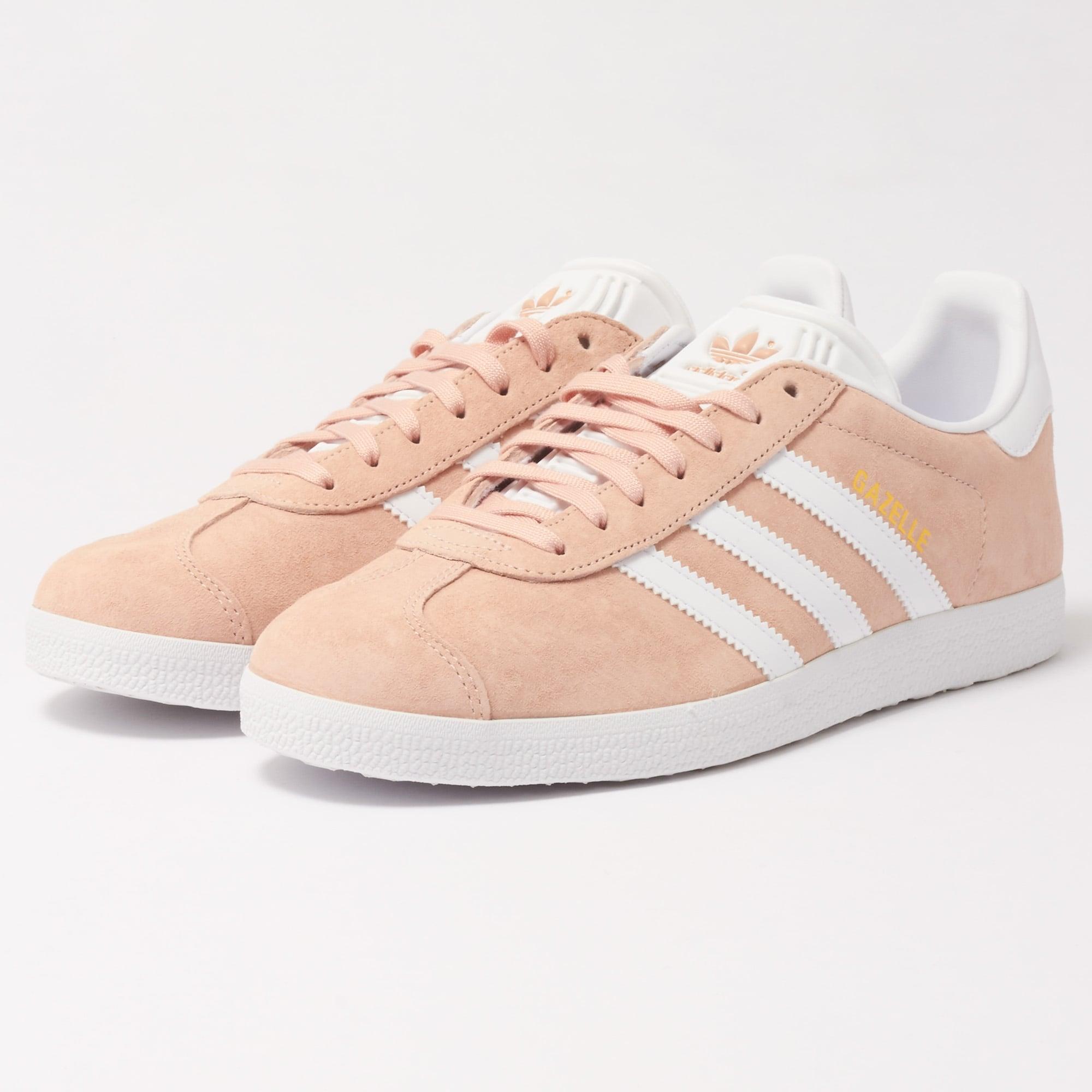 Adidas Footwear  Gazelle Pink Suede Shoe