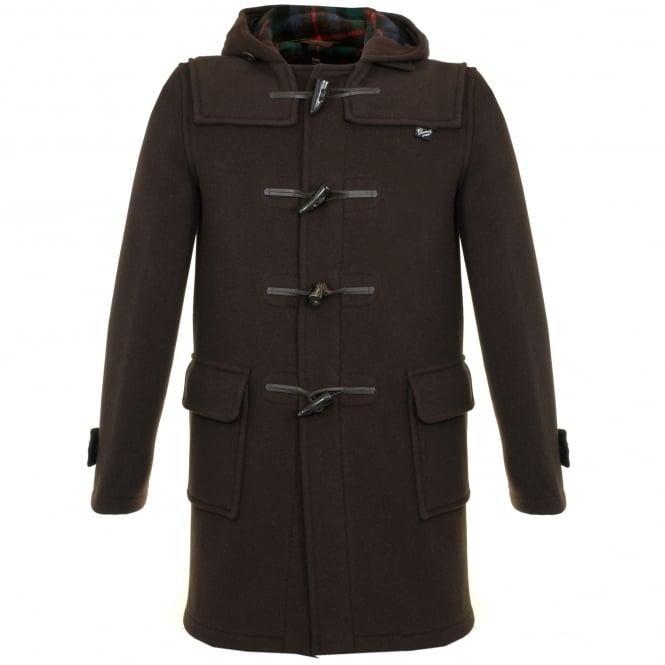Gloverall Morris Brown Duffle Coat MC3512
