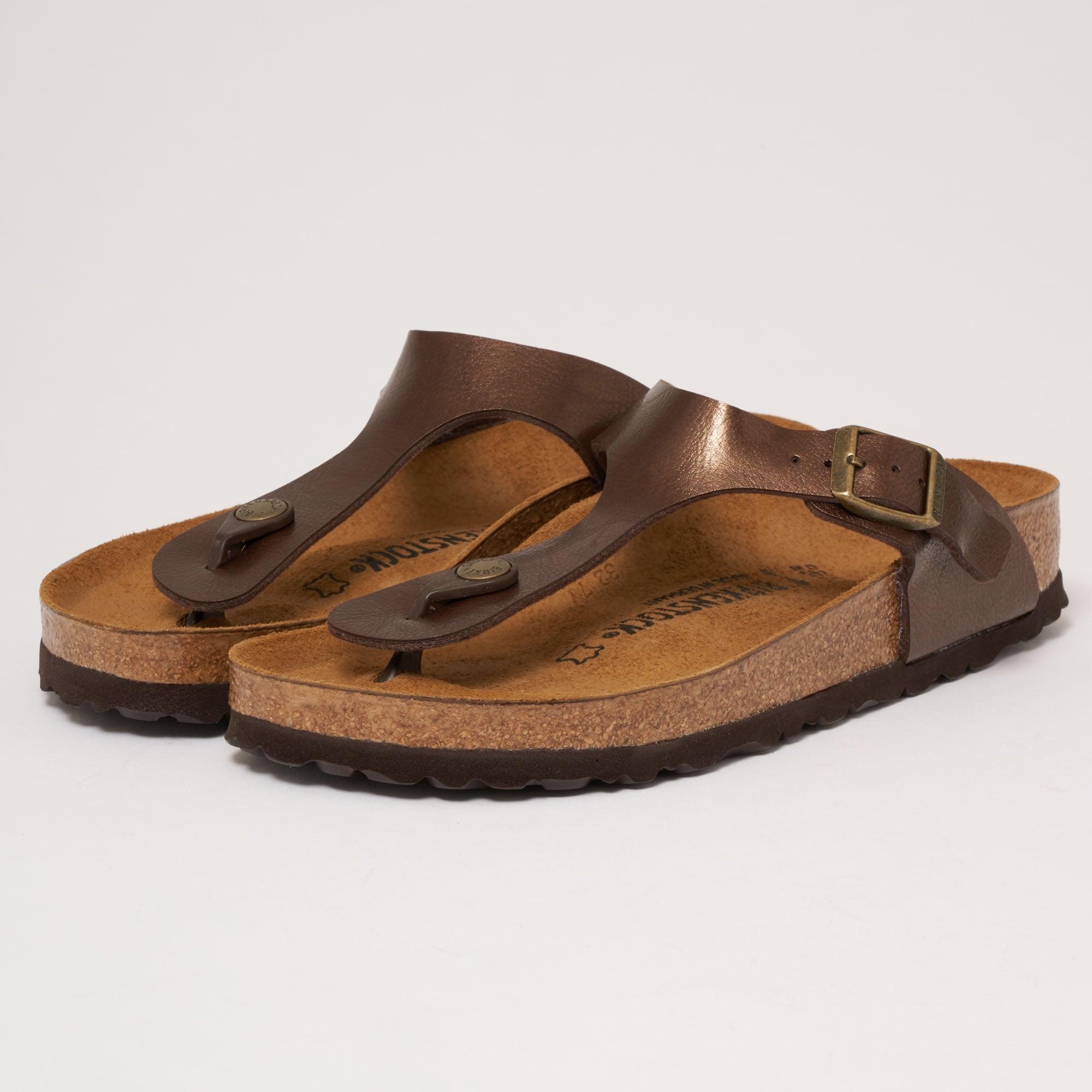 40fc4adba Birkenstock Womens Gizeh Sandals