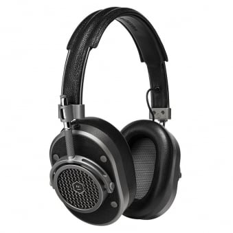 Gunmetal MH40 Over-Ear Headphones