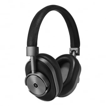 Gunmetal MW60 Wireless Over-Ear Headphone