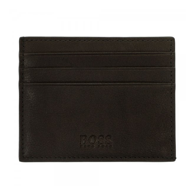 BOSS Hugo Boss Hugo Boss Barnty Black Card Holder 50297561