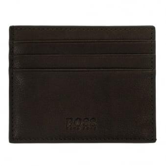 Hugo Boss Barnty Black Card Holder 50297561