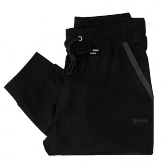 Hugo Boss Black Long Pant Cuffs Track Pants 50283207