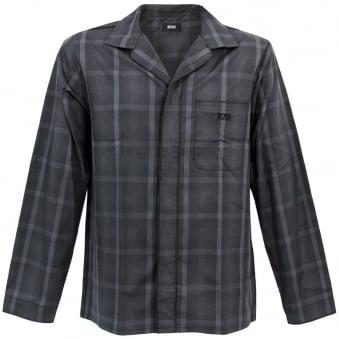 Hugo Boss Black Pyjama 3 Charcoal Pyjama Set 50271545