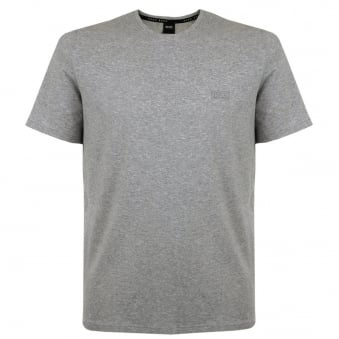 Hugo Boss Black Shirt RN SS Medium Grey T-shirt 50297498
