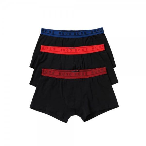 hugo boss accessories boxer shorts triple pack. Black Bedroom Furniture Sets. Home Design Ideas