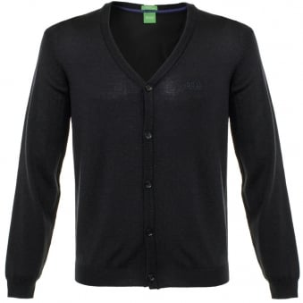 Hugo Boss C-Can 01 Navy Cardigan  50323458