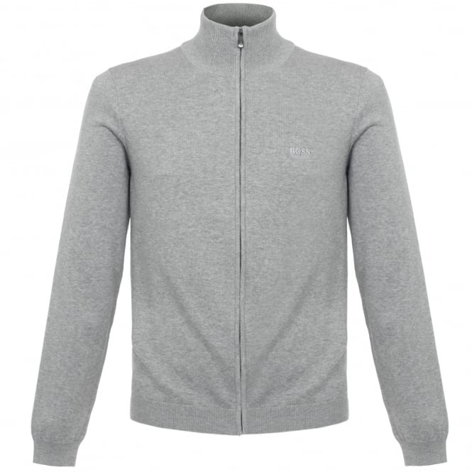 Boss Green Hugo Boss C-Castor 02 Grey Track Top 50328194