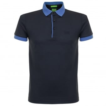 Hugo Boss C-Genova Navy Polo Shirt 50330920