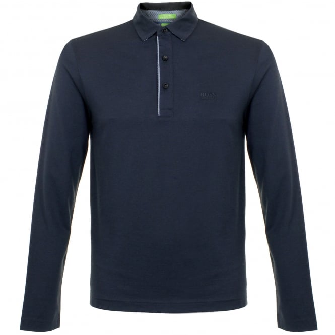 Boss Green Hugo Boss C-Tivoli 1 Navy polo Shirt 50326314