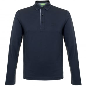 Hugo Boss C-Tivoli 1 Navy polo Shirt 50326314