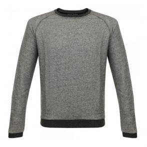 Hugo Boss Charcoal Marled Sweatshirt 50297398