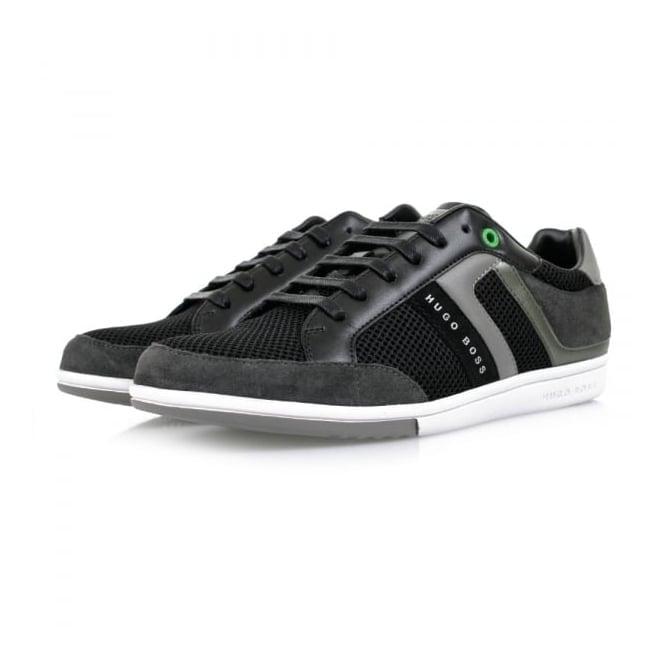 Boss Green Hugo Boss Eldorado Reflect Dark Grey Shoes 50311361