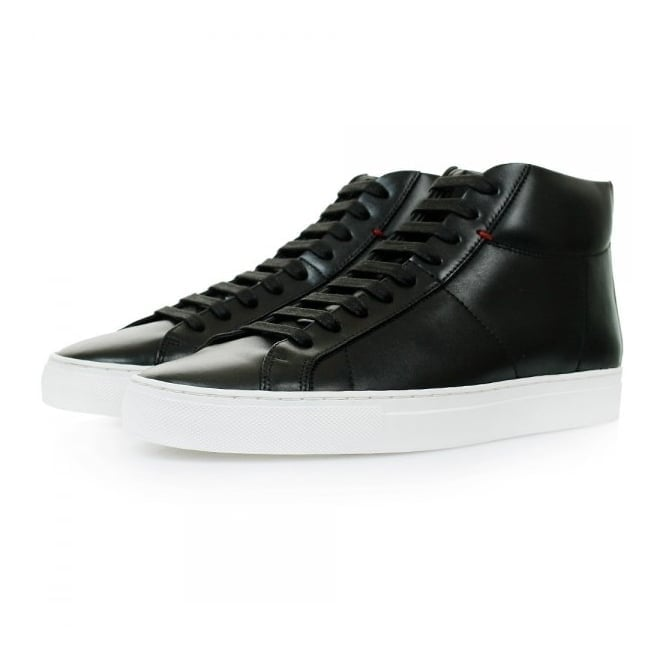 Hugo by Hugo Boss Hugo Boss Fucomid Black Hi Top Shoes 50298476