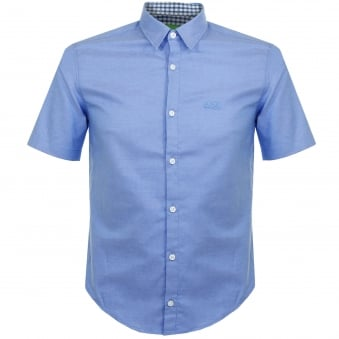 Hugo Boss Green C-Busterino Mid Blue Shirt 50330845