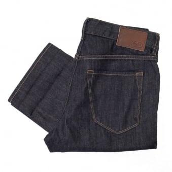 Hugo Boss Green C-Maine 1 Navy Denim Jeans 50293764