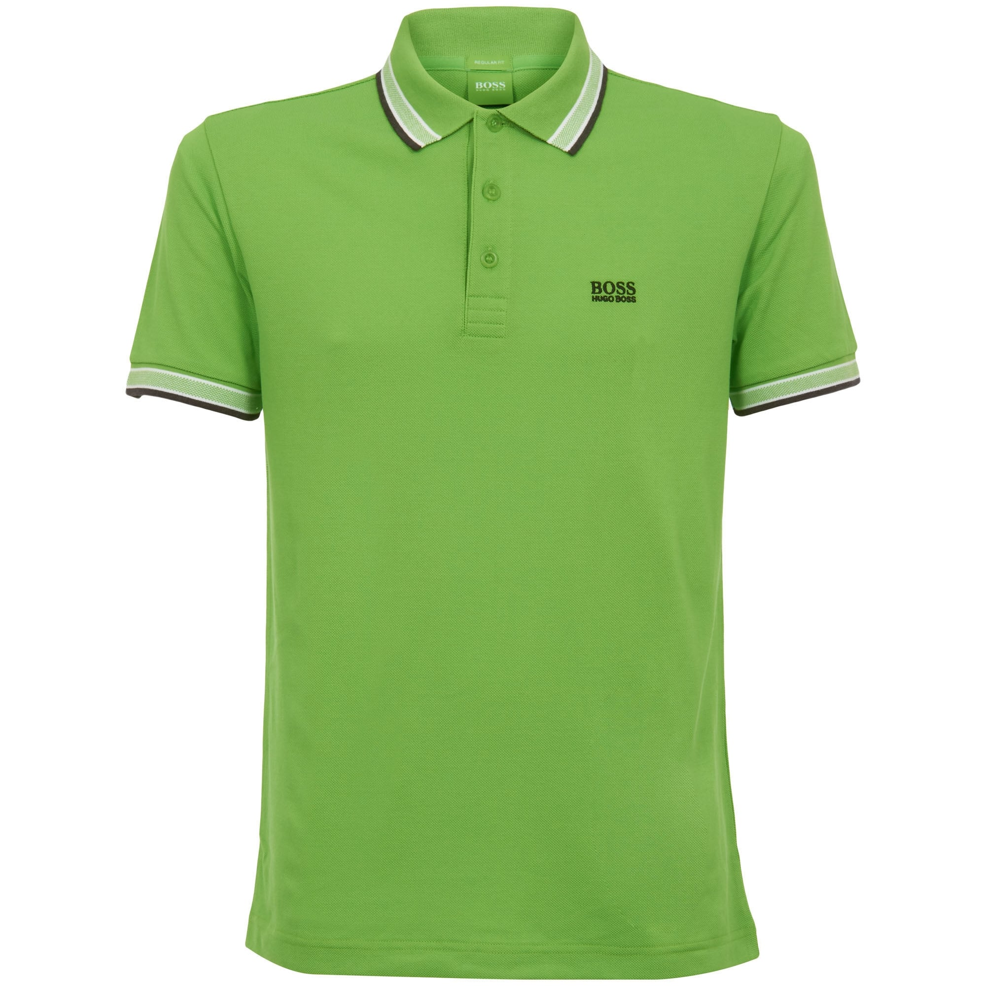 hugo boss green polo shirt 50302557 stuarts london usa. Black Bedroom Furniture Sets. Home Design Ideas