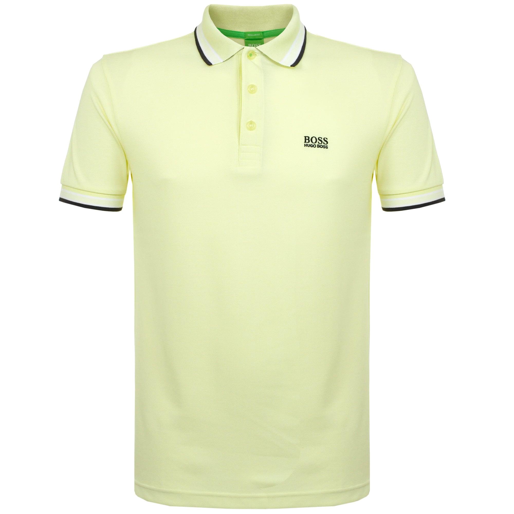 boss green shirt