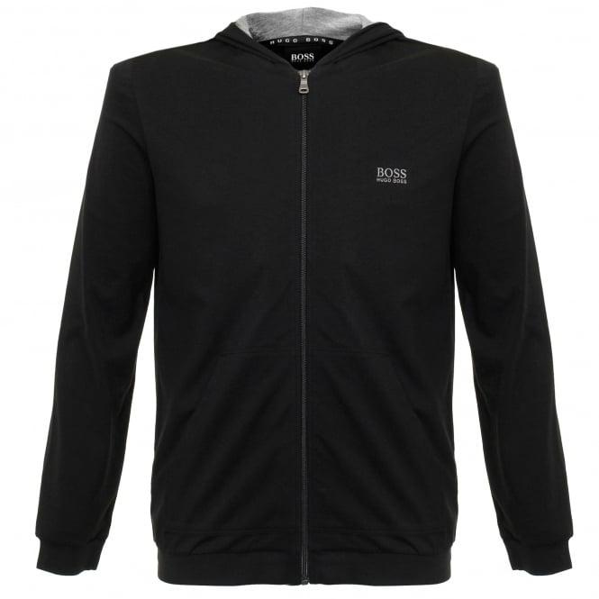 BOSS Hugo Boss Hugo Boss Jacket Hooded Black Track Top 50297316