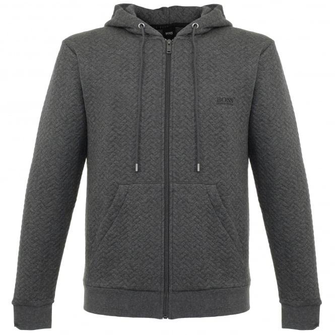 BOSS Hugo Boss Hugo Boss Jacket hooded Grey Track Top 50326749