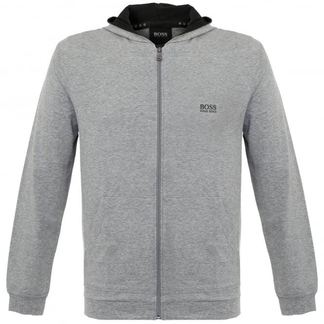 BOSS Hugo Boss Hugo Boss Jacket Hooded Medium Grey Track Top 50297316