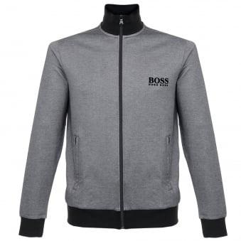 Hugo Boss Jacket Zip Black Track Top 50326828