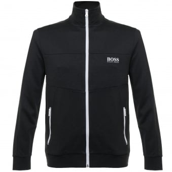 Hugo Boss Jacket Zip Black Track Top 50330999