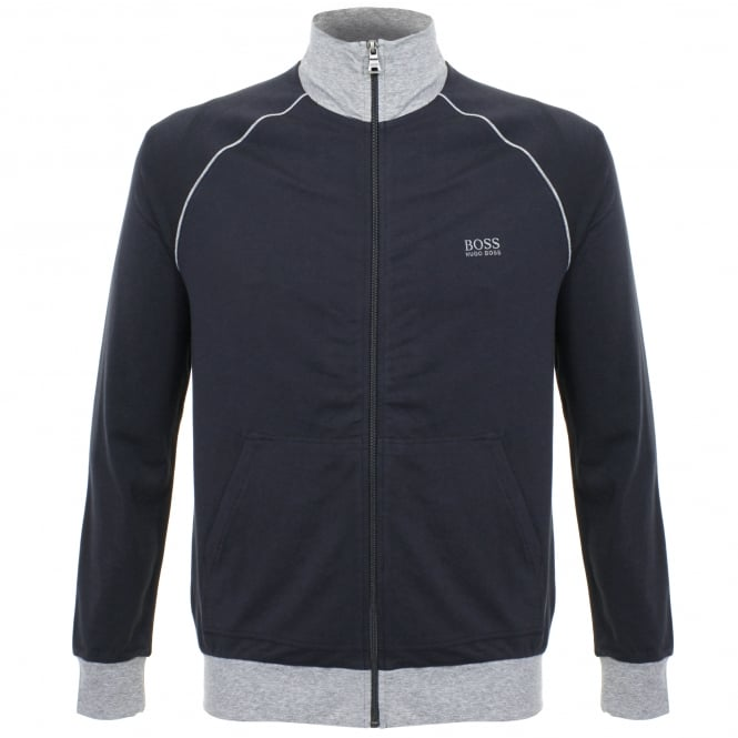 BOSS Hugo Boss Hugo Boss Jacket Zip Dark Blue Track Top 50310440