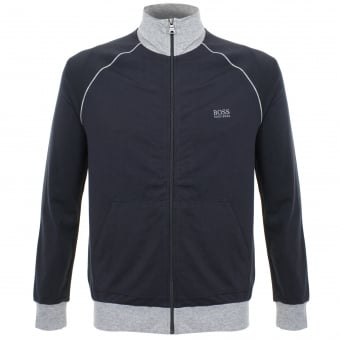 Hugo Boss Jacket Zip Dark Blue Track Top 50310440